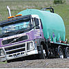 truck mounted dust suppression tank